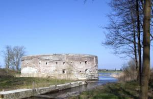 <p>Fortress Uitermeer near Weesp on the River Vecht.</p>