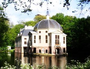 <p>Het prachtige landhuis Trompenburgh in de Gooi en Vechtstreek</p>