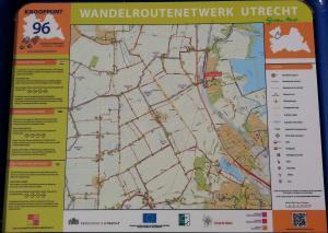 <p>Wandelroutenetwerk Utrecht</p>